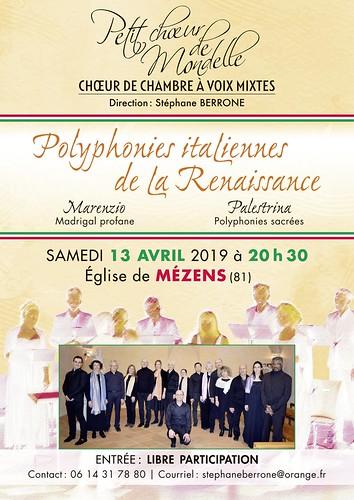 Petit chœur de Mondelle 2019