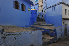 Chefchaouen, Morocco, January 2019 D700 372 (tango-) Tags: chefchaouen bluecity villaggioblu bluevillage morocco maroc 摩洛哥 marruecos марокко المغرب