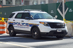 MTA Police 745 (Emergency_Vehicles) Tags: mta police metropolitan transit authority new york 745