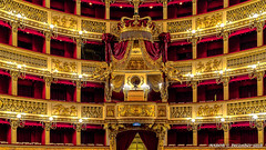 Naples, Italy: Teatro di San Carlo, the oldest opera house in Europe (nabobswims) Tags: campania concerthall hdr highdynamicrange ilce6000 it italia italy lightroom mirrorless nabob nabobswims naples napoli operahouse photomatix sel18105g sonya6000 teatrodisancarlo