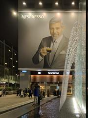 (Paolo Cozzarizza) Tags: italia lombardia milano scorcio piazza eserciziocommerciale acqua fontana riflesso