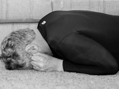 facedown (Eric.Ray) Tags: face down tuesday black blackandwhite nikon dslr flash 20192236522