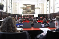 Studenti (Comune di Milano) Tags: studenti aulaconsiliare lambertobertolé 20190124