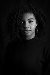 CT Sophiann-3 (Claude Tomaro) Tags: sophiann black flash portrait woman claude tomaro studio onelight