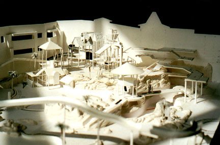 Cariba Creek - 2002 Concept Model
