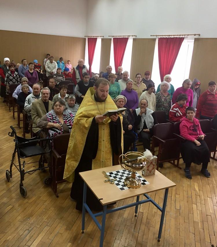 Одесский гериатрический дом-интернат для престарелых одесса дома престарелых для лежачих больных государственные в спб