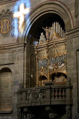 Organ of Frederik's Church