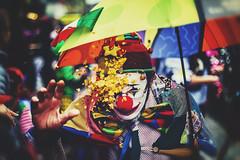 Berner Fasnacht (ercan.cetin) Tags: berner fasnacht carnival karnaval bern schweiz switzerland streetphotography strassenfotografie sokakfotografciligi strasse strassenfoto streetphoto swiss flickr colours clown canon5d canon