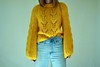 Ganni Mohair Sweater (Lynn Friedman) Tags: fashion studio style 94304 clothing texture elena frontrowfashion ganni mohair sweater model blondewoman