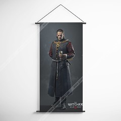 The Witcher 54 Decorative Banner Flag for Gamers (gamewallart) Tags: background banner billboard blank business concept concrete design empty gallery marketing mock mockup poster template up wall vertical canvas white blue hanging clear display media sign commercial publicity board advertising space message wood texture textured material wallpaper abstract grunge pattern nobody panel structure surface textur print row ad interior