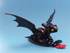 Toothless (jayfa_mocs) Tags: bionicle bioniclemoc lego legomoc dragon moc toothless httyd how train your