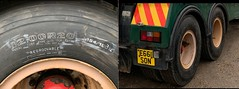 Wanted 12.00 x 20 Tyre (South Strand Trucking) Tags: tyre good year truck trailer wheel lorry hgv rubber splitrim michelin