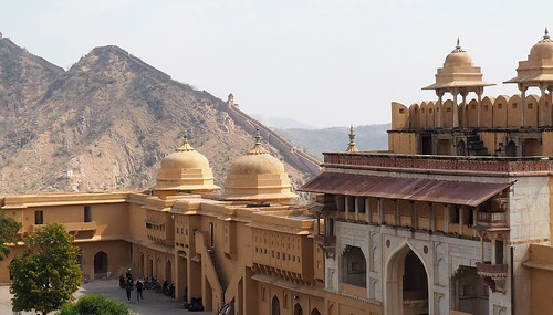 Amber Fort view