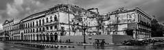 Cuba Havana Building Opposite Capitolo-1 (jdl1963) Tags: cuba havana building architecture urban decay decaying black white blackandwhite mono bw monochrome nikon d810 travel