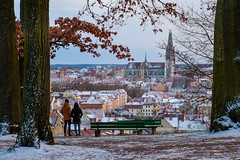 regensburg - new year just arrived (phlickrron) Tags: regensburg city cityscape outdoors dom unescoworldheritage oberpfalz tree urban winter snow cold