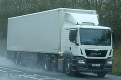 MAN Artic (SR Photos Torksey) Tags: transport truck haulage hgv lorry lgv logistics road commercial vehicle freight traffic man