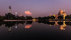Victoria Memorial - Kolkata, India (Kartik Kumar S) Tags: kolkata calcutta victoria memorial victorialmemorial westbengal india bengal