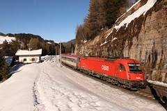 ÖBB 1216 024-3 Eurocity, Gries am Brenner (TaurusES64U4) Tags: öbb taurus 1216