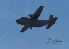 One (Jan-Krux Photography) Tags: airplane aircraft flugzeug army navy airforce luftwaffe marine militaer flugzeur propeller capetown westerncape southafrica suedafrika afrika africa westkap kapstadt olympus omd em1mkii casa212200aviocar8010 southafricanairforce saaf