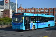 Arriva Yorkshire 1101 PIL9735 (Clifton009) Tags: arriva yorkshire 1101 yj08dvb volvo b7rle wrightbus rclipse urban pil9735