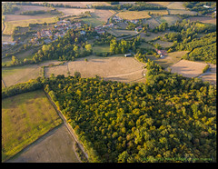 180910-0752-MAVICP-HDR.JPG (hopeless128) Tags: 2018 fields eurotrip shadows trees france poursac charente fr