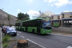 2307-03 (Ian R. Simpson) Tags: 1477jzv scania k360ua castrosua magnuse titsa articulatedbus articulated artic bendy bus bendybus 2307 costaadeje tenerife canaryislands spain