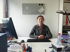 Nadège Soubiale (IsicMastercom) Tags: portrait nadège soubiale ce enseignante responsable