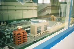 The diorama (しまむー) Tags: canon af35m autoboy 38mm f28 fuji fujicolor 100 oga kakunodate 男鹿 角館