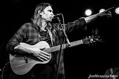 Levi Parham & Them Tulsa Boys (Joe Herrero) Tags: concierto concert rock bolo gig guitarra directo live