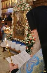 07. Водосвятный молебен в Субботу Акафиста 13.04.2019