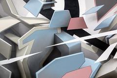 Næstved - Vægmaleri - Nordisk Film 2 (Walter Johannesen) Tags: vægmaleri abstract nodisk film grafik