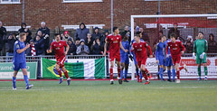 Worthing 3 Lewes 4 12 01 2019-232-2.jpg (jamesboyes) Tags: lewes worthing sussex bostik premier isthmian football soccer nonleague sports amateur goals score tackle celebrate kick ball boots mud floodlights rooks canon photography dslr 70d