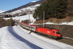 ÖBB 1216 023-2 Eurocity, Mühlbachl (TaurusES64U4) Tags: öbb taurus 1216 es64u4