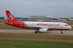 TC-ATT Airbus A320-233 Atlas Global Stansted 12th January 2019 (michael_hibbins) Tags: tcatt airbus a320233 atlas global stansted 12th january 2019 aircraft airliner airline passanger passenger commercial civil ceo aeroplane aerospace aviation aero airfields airport airplane airports plane planes jet jets