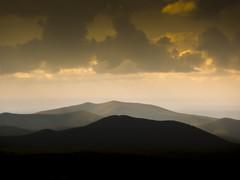 Les cités d'or des agriates (PhlippeC.) Tags: corse montagne montains sunset orange sky ciel agriates