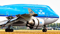 KLM Boeing 747-400 - Amsterdam Schiphol Airport (FrogFootTV) Tags: amsterdamschiphol amsterdamairport schipholairport amsterdam schiphol airport boeing 747 b747 boeing747 klmboeing747 klm747 boeing747400 b747400 747400 ams eham klm royaldutchairlines polderbaan runway 36l 36lpolderbaan amsairport ehamairport amsschiphol schipholspotting amsterdamschipholspotting planespotting aviationphotography planespotter avgeek aircraft jet plane airplane planes airplanes samolot lotnictwo aeroport flying flight pilot stewardess canon 7d sigma 120400 sigma120 canon7d 7dmk1 mk1 canonaviation canon7dmk1 sigma120400 aviationlovers boeinglovers