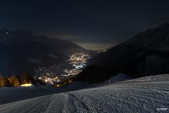 Night up top (Piotr Grodzicki) Tags: austria alps winter mountains