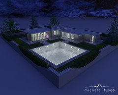 villa f.l. wright 03 (_vorthex) Tags: autocad 3dsmax photoshop render 3d fotoinserimento franklloydwright