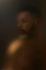Lorentz # 1 (just.Luc) Tags: blurred man male homme hombre uomo mann portret portrait ritratto retrato porträt face gezicht visage gesicht baard barbe barba bart beard