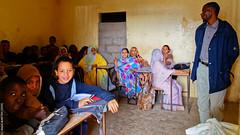 A l'école (Zouerate, Mauritanie) (L'Abominable Homme de Rires) Tags: zouerate ecole portrait enfant child mauritania mauritanie afrique sahara desert terdav pointafrique pointvoyage travel voyage trekking canon5d 5dmkiii sigma 24105mmf4 dxo photolab lightroom