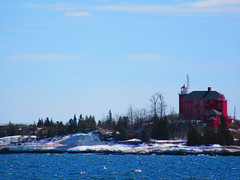 IMG_4416 3-29-2019 (PGK88) Tags: lighthouse landscape seascape water winter snow blue lakesuperior greatlakes marquette michigan sky 2019