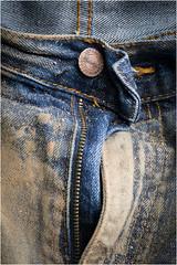 As bleu as jeans (Marcel Kramer K3ll) Tags: jeans bleu dirt dirty marcelkramer pentax sand afterwork
