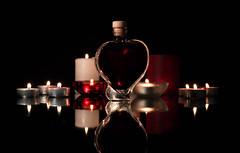 Love (ana_kapetan_design) Tags: heart love red candles