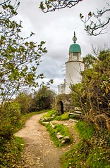 The Lighthouse, Portmeirion, Gwynedd, Wales [Explored 62 on Saturday, January 11, 2019] (Lemmo2009) Tags: thelighthouse portmeirion gwynedd wales