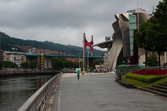 Guggenheim Museum (TroonTommy) Tags: 2018 basquecountry bilbao donostia guggenheim holiday museum sansebastian spain