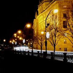 Prague (juliusjoa) Tags: travel architecture night photography photographie lightphotography nightphotography prague longueexposition longexpo