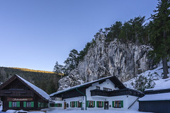 Wasserfallwirt to Sebastianhütte (a7m2) Tags: berghütte wasserfallwirt sebastianhütte austria loweraustria puchbergamschneeberg winter natur travel tourismus bergwelt alpen wandern spazieren