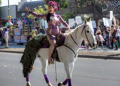 Doo Dah Queen Classy but Sassy Jennipha (Non Paratus) Tags: 41st doodahparade parade 2018 pasadena people