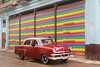 Love (Pavlo Kuzyk) Tags: old car building colorful shutters girl city urban canon