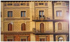 Fenster / window (Reto Previtali) Tags: fassade facade lugano tessin ticino switzerland schweiz suisse balkone balconies sun sonne abend eve licht light sonnenstrahlen sunbeam flickr tamron nikon nikkor digital outside life coth5 europa world